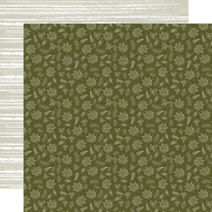 Kaisercraft Fallen Leaves Double-Sided Cardstock 12in x 12in - Great Escapes