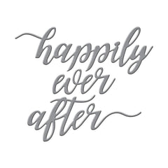 Spellbinders Shapeabilities Die D-Lites By Nichol Spohr Happily Ever After, Wedding Season