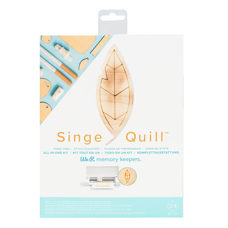 We R Memory Keepers Singe Quill - Starter Kit