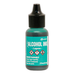 Tim Holtz Alcohol Ink .5oz - Laguna