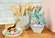 Sizzix - Thinlits Georgie Evans Die Set 9 pack – Pop-Up Plant Pot