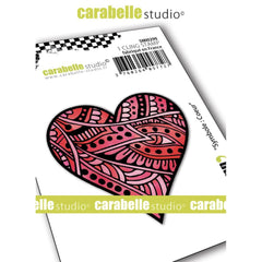 Carabelle Studio Cling Stamp - Small Heart