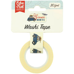 Echo Park Scenic Route Washi Tape 30' - Road Trip