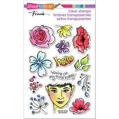 Stampendous Perfectly Clear Stamps - On My Mind