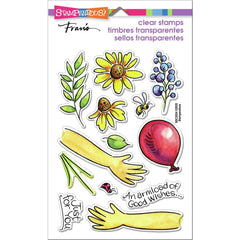 Stampendous Perfectly Clear Stamps - Hands Hold