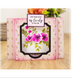 Crafters Companion Gemini Layering Stamps & Dies - Flowers