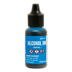 Tim Holtz Alcohol Ink .5oz - Glacier