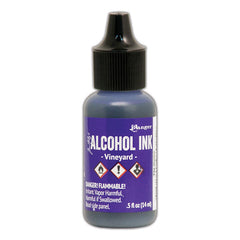 Tim Holtz Alcohol Ink .5oz - Vineyard