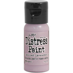 Tim Holtz Distress Paint Flip Top 1oz - Milled Lavender