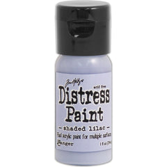 Tim Holtz Distress Paint Flip Top 1oz - Shaded Lilac