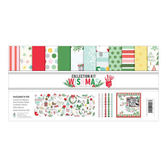 Fancy Pants Designs Collection Kit 12in x 12in - Wishmas