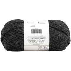 The Hook Nook Yummy Yarn - Charcoal Toothpaste  100g