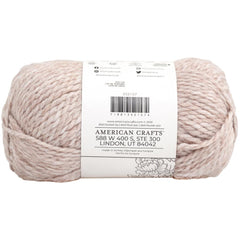 The Hook Nook Yummy Yarn - Latte Foam  100g