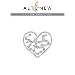 Altenew - All the Hearts Die Set