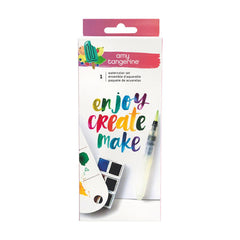 American Crafts - Stay Sweet Collection - Watercolour Set