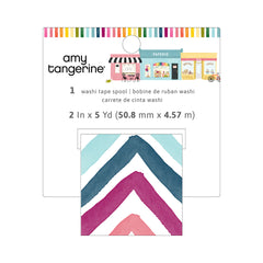 American Crafts - Amy Tan Slice Of Life Collection - Wide Washi Roll