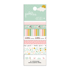 Pebbles - Peek-A-Boo You - Washi Tape - Girl
