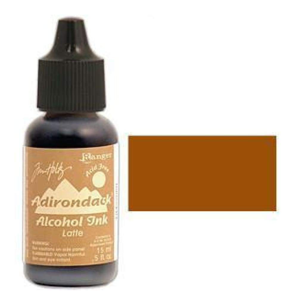 Adirondack Alcohol Ink .5 Ounce -  Earthtones - Latte