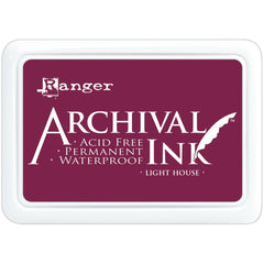 Ranger Archival Ink Pad #0 - Light House
