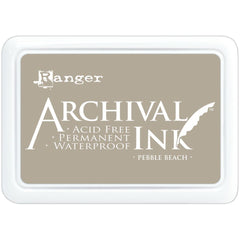 Ranger Archival Ink Pad #0 - Pebble Beach