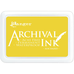 Ranger Archival Ink Pad #0 - Sun Dazed