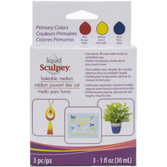 Sculpey Liquid Medium - Primary