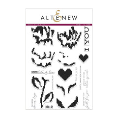 Altenew - Sewn with Love Stamp Set