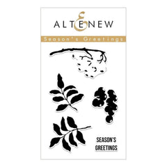Altenew - Season's Greetings Stamp Set