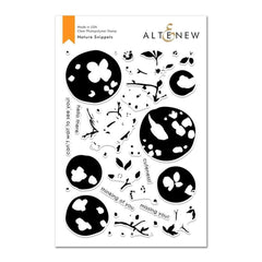 Altenew - Nature Snippets Stamp Set