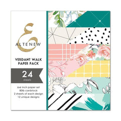 Altenew - Verdant Walk 6x6 Paper Pack