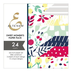 Altenew - Sweet Moments 6x6 Paper Pack