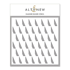 Altenew - Diamond Builder Stencil 6x6 inch