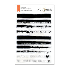 Altenew - Stamp Set - Birch Impressionism