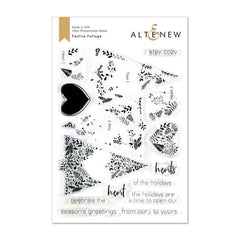 Altenew - Stamp Set - Festive Foliage