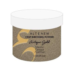 Altenew - Antique Gold Crisp Embossing Powder