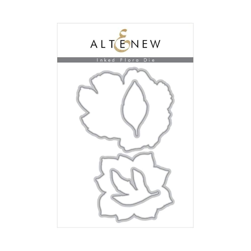 Altenew - Inked Flora Die Set