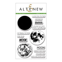 Altenew - To the Moon Stamp Set