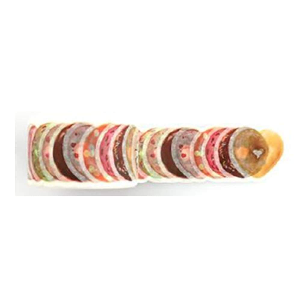Amazing Value Washi Tape - Washi sticker roll featuring donuts
