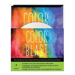 American Crafts - Color Blast Balls - Green