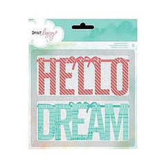 American Crafts - Dear Lizzy - 5Th & Frolic - Phrase Banners