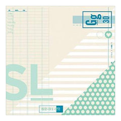 American Crafts - Shimelle Double-Sided Cardstock 12Inx12in Dowdy