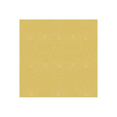 Anna Griffin - Calisto - Gold Shells 12x12 stitched cardstock (sold in 3s)