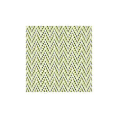 Anna Griffin - Fifi & Fido - Green/Blue Herringbone 12x12 flocked paper (pack of 5)