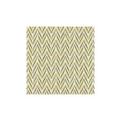 Anna Griffin - Fifi & Fido - Green/Pink Herringbone 12x12 flocked paper (pack of 5)
