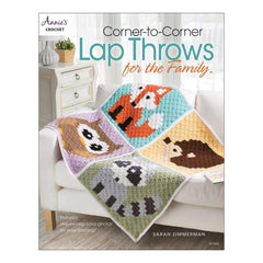 Annie's Books Corner-To-Corner Lap Throws