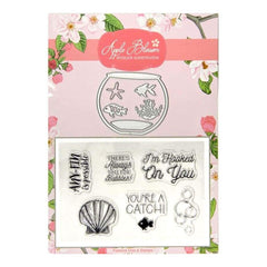 Apple Blossom Dies & Stamps - Fishtank Dies & Stamps