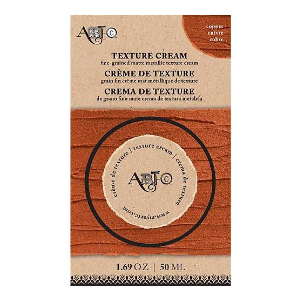Art-C Texture Cream 50Ml Copper
