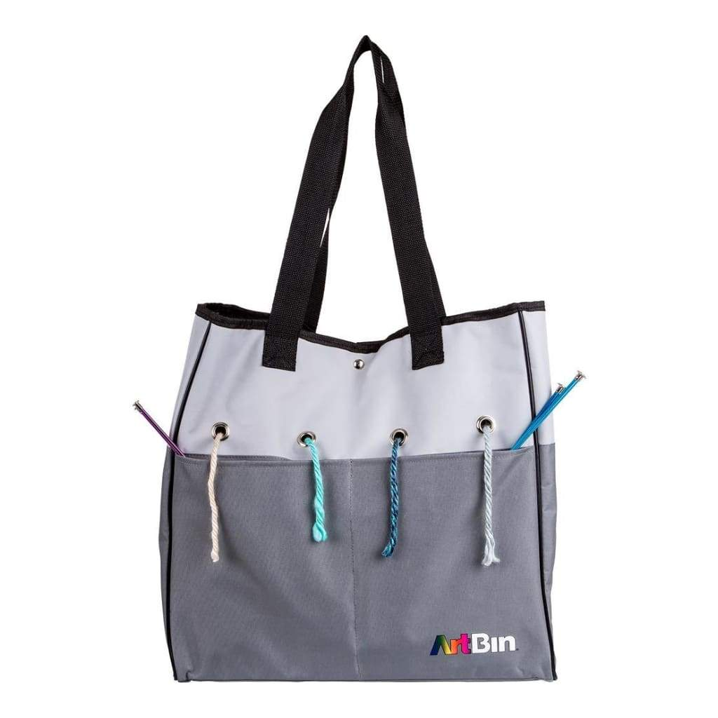 ArtBin Yarn Tote Knitting & Crochet Bag 16x16x7 inch