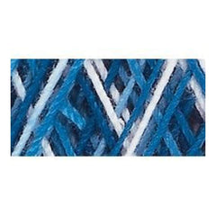 Aunt Lydias Classic Crochet Thread Size 10 Shades Of Blue