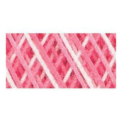 Aunt Lydias Classic Crochet Thread Size 10 Shades Of Pink